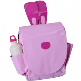 Παιδική Τσάντα Ροζ Κουνελάκι