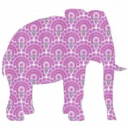Ταπετσαρία Παιδική Ελέφαντας Inke