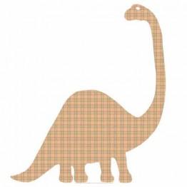 Ταπετσαρία Δεινόσαυρος Brontosaurus Inke