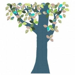 Ταπετσαρία Δέντρο Inke