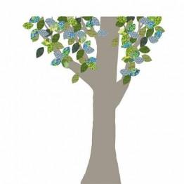 Ταπετσαρία Δέντρο Ιnke