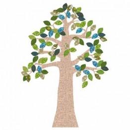 Ταπετσαρία Δέντρο Ολόκληρο