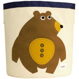 Αποθηκευτικό Καλάθι Αρκούδα