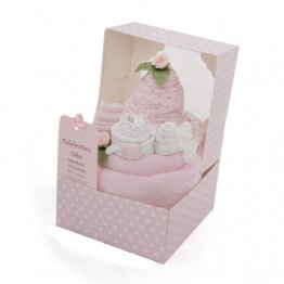 Τούρτα Newborn Κορίτσι