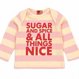 T-Shirt Sugar & Spice No Added Sugar