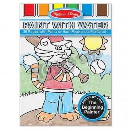 Ζωγραφική Με Νερό Melissa & Doug