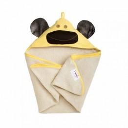 Πετσέτα Μαιμού Κίτρινη 3 Sprouts