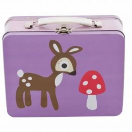 Μεταλλικό Κουτί Deer Sebra