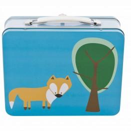 Μεταλλικό Κουτί Αλεπού Sebra