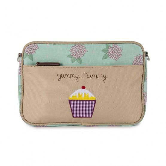 Τσάντα Αλλαγής Mini Yummy Mummy Hydrangea Pink Lining