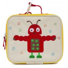Τσάντα Φαγητού Lunchbox Arnold The Alien Pink Lining