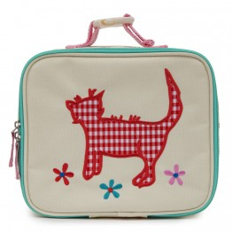 Τσάντα Φαγητού Lunchbox Cats And Dogs Pink Lining
