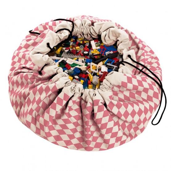 Toy Bag Diamond Pink Play&Go