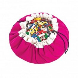 Toy Bag Fuchsia Play&Go