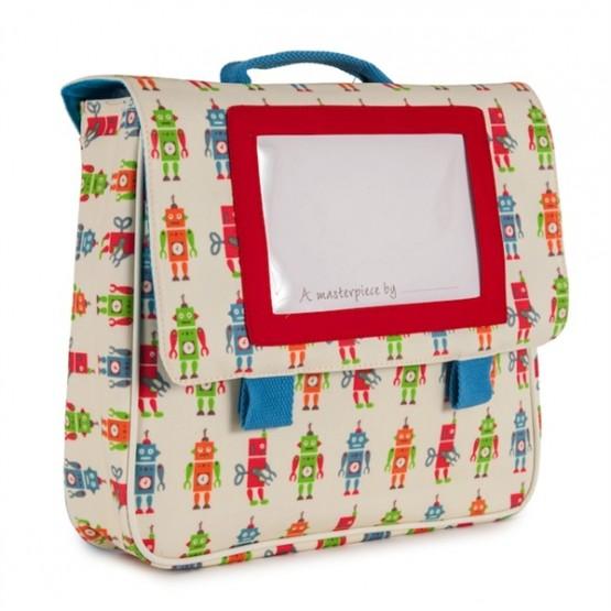 Παιδική Τσάντα Robbie The Robot Pink Lining