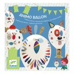 Djeco παιχνίδι πάρτι σχεδιαζω μπαλόνια