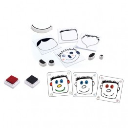 Djeco Επιτραπέζιο παιχνίδι 'Σφραγίδες'