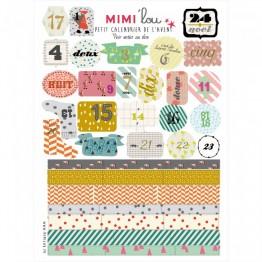 Advent Calendar Mimilou