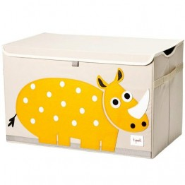 3Sprouts Toy Chest Rhino