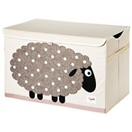 3Sprouts Toy Chest Sheep