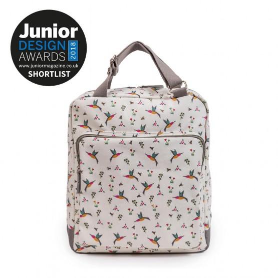Τσάντα αλλαγής Wonder Bag Hummingbird Pink Lining