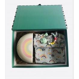 Rainbow Baby Gift Box