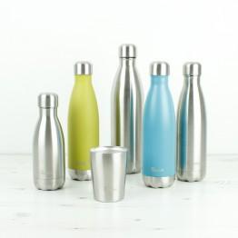 Ισοθερμικό μπουκάλι ανοξείδωτο turquoise 500ml
