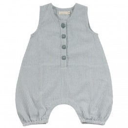 Baby All-In-One Turquoise - Pigeon Organics