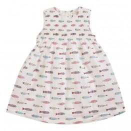 Φόρεμα Fish Pigeon Organics