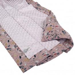 Baby Blanket Leaves