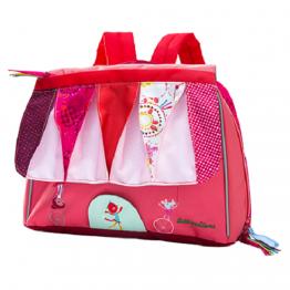 Σχολική τσάντα Τσίρκο Lilliputiens