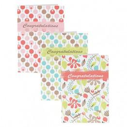 Congratulation Card Ella & Otto
