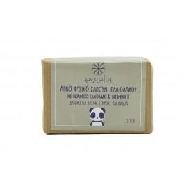 Φυσικό χειροποίητο σαπούνι με βιολογικό ελαιόλαδο και βιταμίνη Ε Esselia