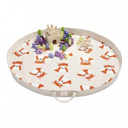 3 Sprouts Play Mat Fox