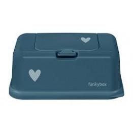 Funkybox petrol heart