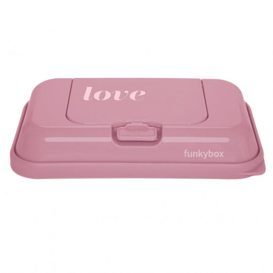 Funky box to go vintage pink - love