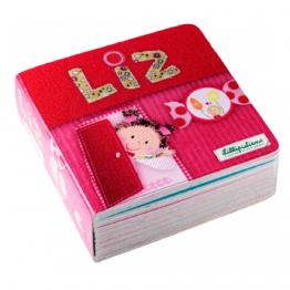 Παιδικό βιβλιαράκι  Λίζ   Lilliputiens