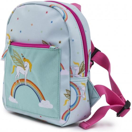 Mini rucksack unicorn Pink Lining