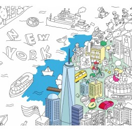 OMY Αφίσα Γίγας Νέα Υόρκη