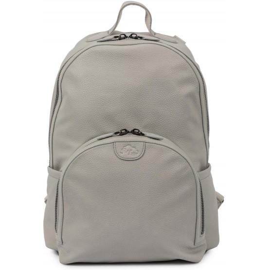 Τσάντα αλλαγής Shoredith Vegan Leather backpack - Grey