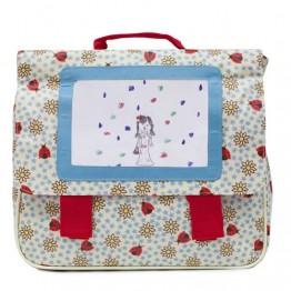 Παιδική Τσάντα Picture Satchel  Ladybird Pink Lining