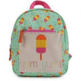 Σακίδιο mini rucksack Lollipop Pink Lining